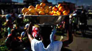 Haiti Produce Market