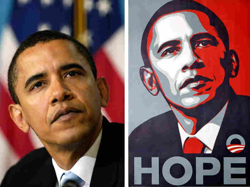 Obama 'Hope' Poster