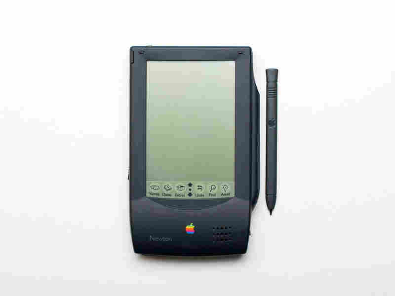 Apple's Newton MessagePad from 1993