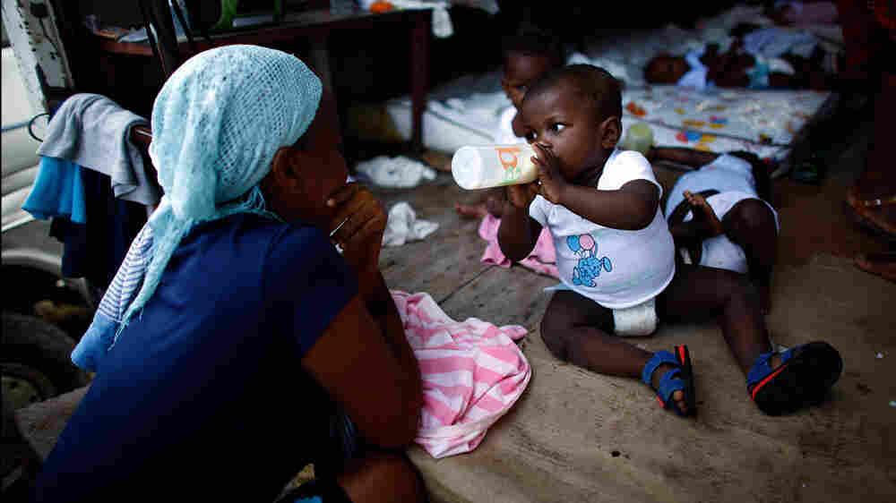 The Maison des Enfants de Dieu Orphanage in Haiti