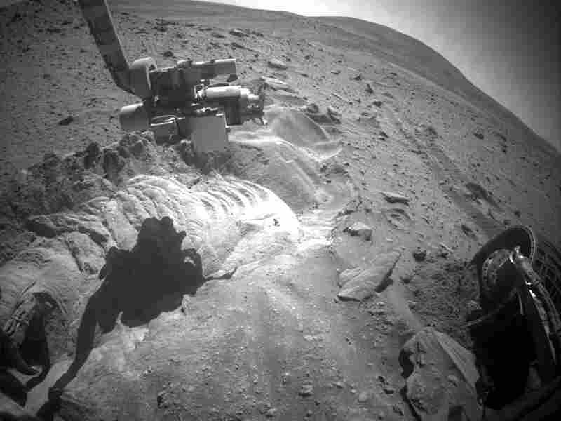 The Mars Rover team most recently tried driving Spirit backward.