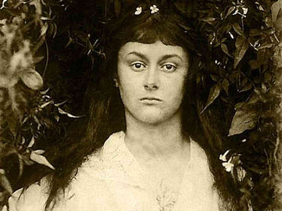 "Alice Liddell, the real-life inspiration for Lewis Carroll's beloved character ""Alice."""