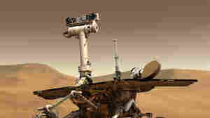 NASA: Mars Rover Will Likely Rove No More
