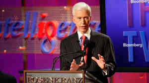 """Former California Gov. Gray Davis argues against the motion """"California Is The First Failed State."""""""
