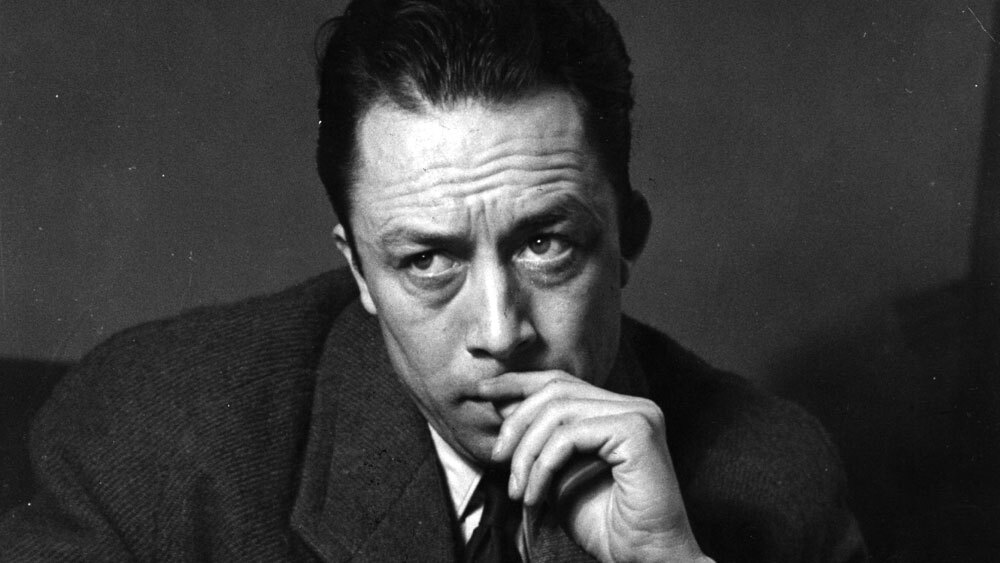 the absurd in the stranger by albert camus Camus: the myth of sisyphus 1 albert camus  while camus's idea of the absurd is closer to kierkegaard and nietzsche—the  a stranger his exile is without.