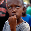 David Gilkey gives commentary on photographing Haiti