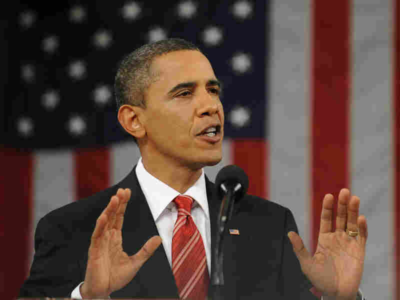 President Obama delivers his State of the Union speech Wednesday.