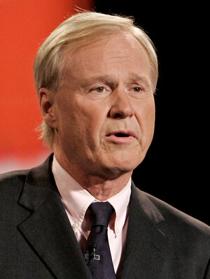Chris Matthews ruffled more than a few feathers after with his remarks after Pre