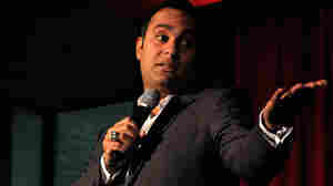 Comedian Russell Peters Capitalizes On Indian Roots