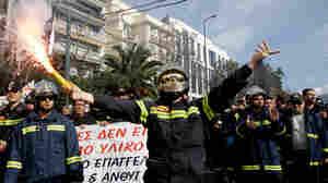 Economic Problems Threaten Greece's Place In EU