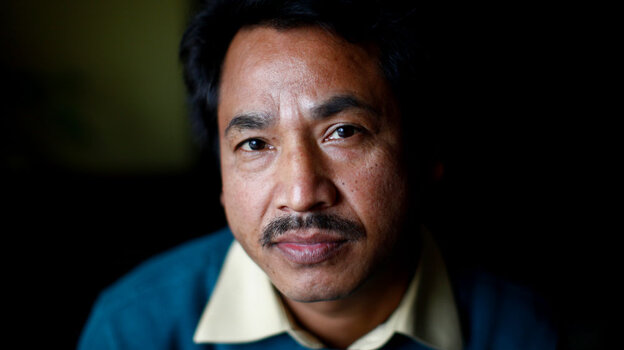 Krishna Gurung started a memorial to his son Kevin, who died at age 7.