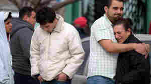 Death Toll Climbs In Mexico Massacre