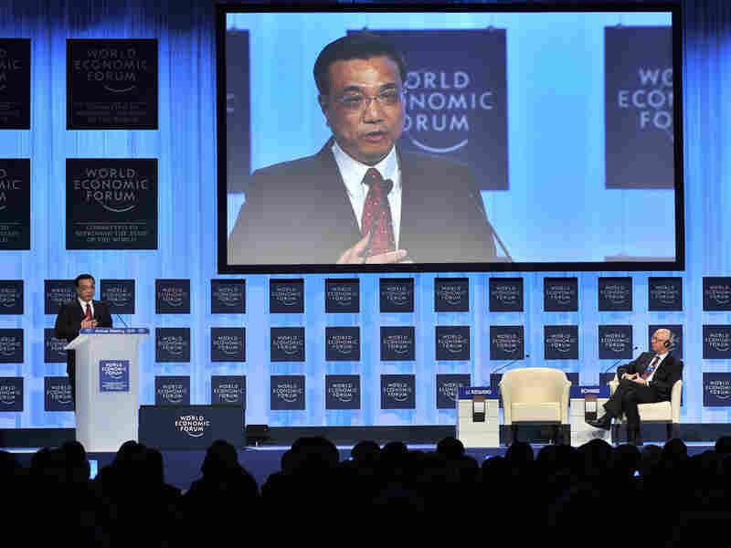 Chinese Vice-Premier Li Keqiang