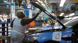 Ford plans to add 1,200 workers to its Chicago plant.
