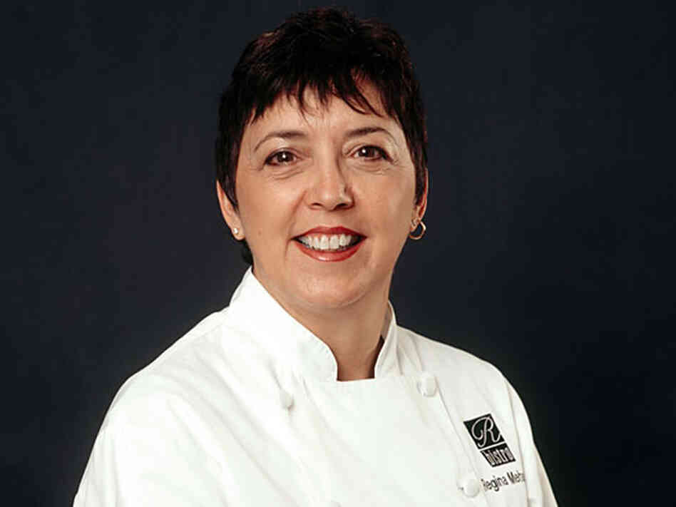 Regina Mehallick, chef and owner of R Bistro in Indianapolis.