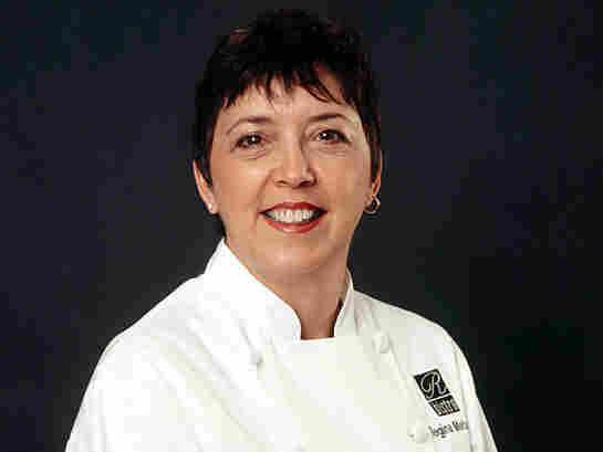 Regina Mehallick, chef and owner of R Bistro in Indianapolis.