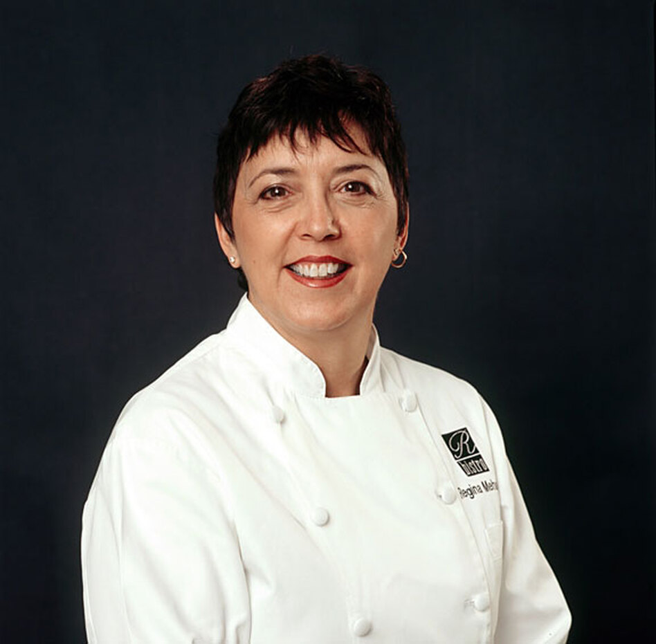 Regina Mehallick is chef and owner of R Bistro in Indianapolis.