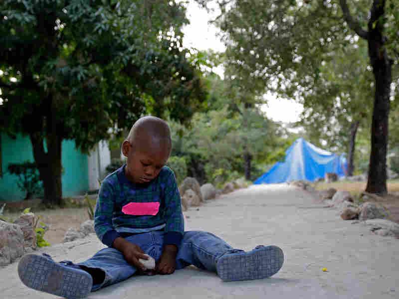 Haitian Orphan