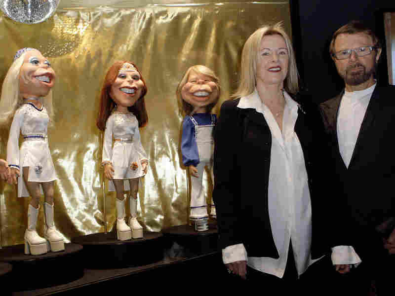 ABBAWorld puppets