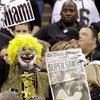 Excitement over the New Orleans Saints has raised the spirits of the city.