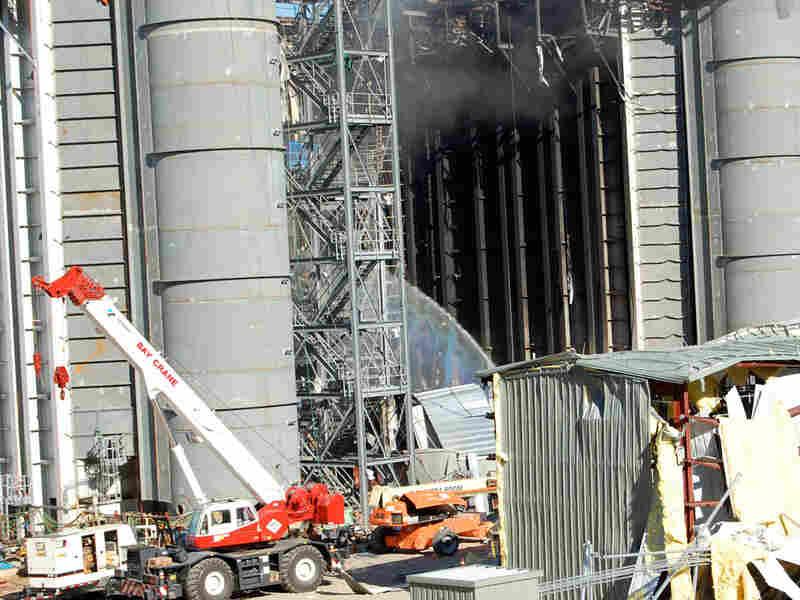 Kleen Energy power plant
