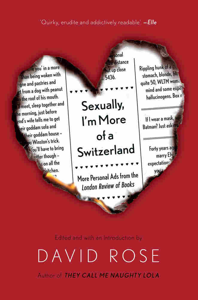Sexually, I'm More Of A Switzerland