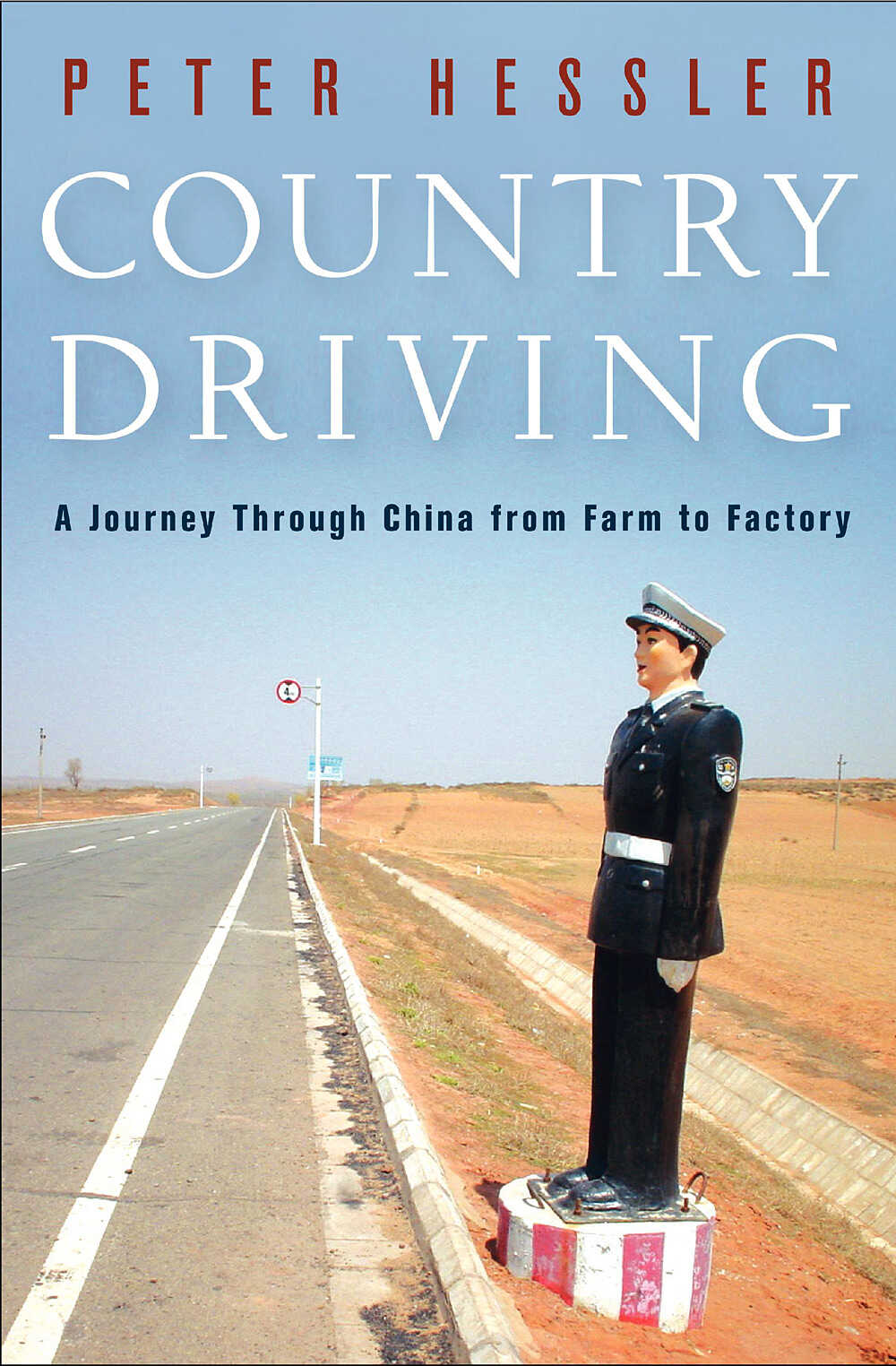 'Country Driving' cover