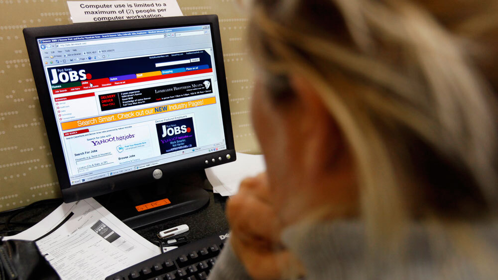Online Job Search >> New Generation Of Sites Refines Online Job Search Npr