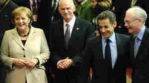 European leaders meet in Brussels