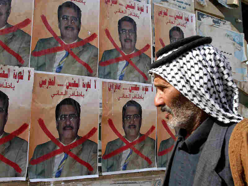 """""""No For The Return Of the Baathists"""""""