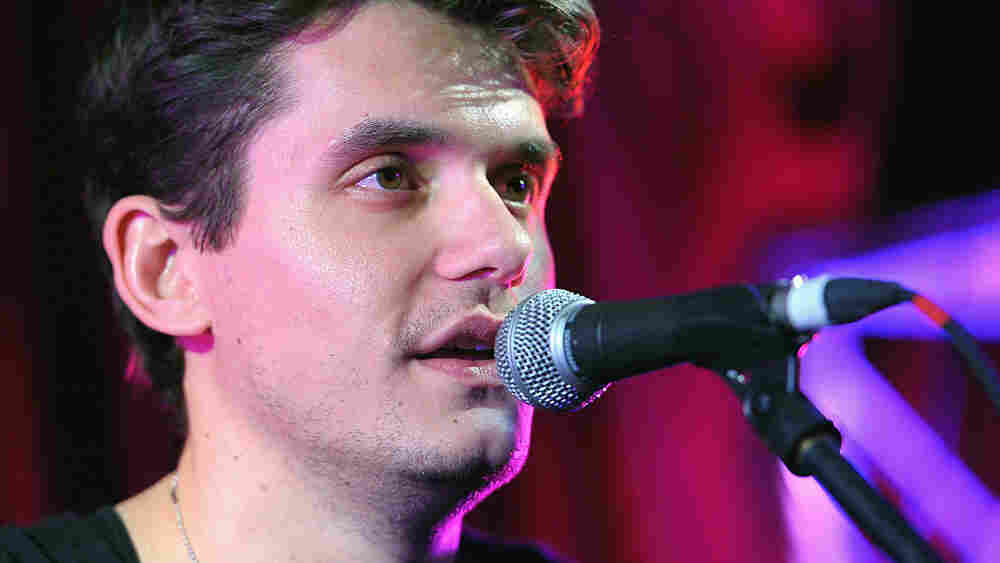 John Mayer performs live at The Hard Rock Cafe, Old Park Lane on January 11, 2010 in London, England