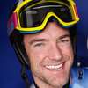 U.S. snowboarding team member Chris Klug