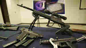 """In Operation """"Arctic Chill,"""" federal agents seized guns and arrested 31 people last July."""
