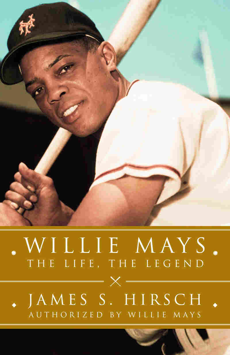 Cover of 'Willie Mays'