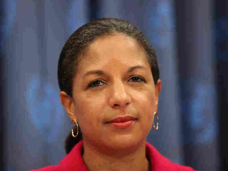 UN Representative Susan Rice