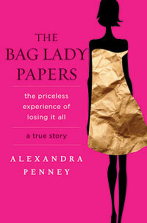 The Bag Lady Papers book cover