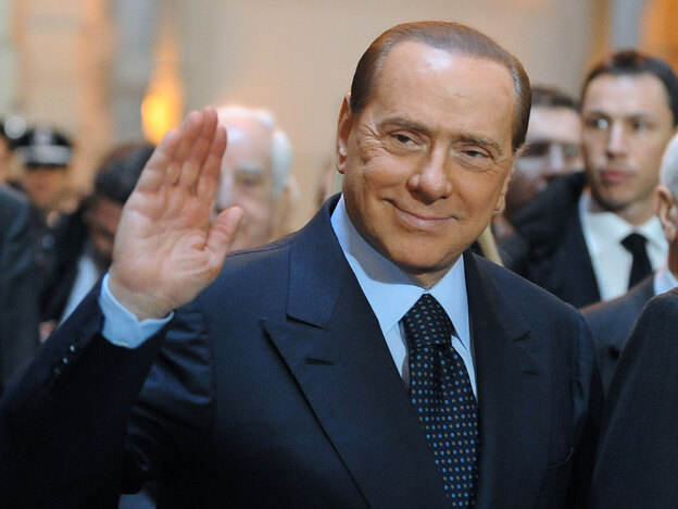 Italian Prime Minister Silvio Berlusconi's media company, Mediaset, is suing Google for nearly $800 million in damages for uploaded clips of its version of the <em>Big Brother</em> reality show.