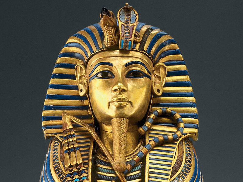 King Tut Felled By Injury And Malaria, Not Murder : NPR