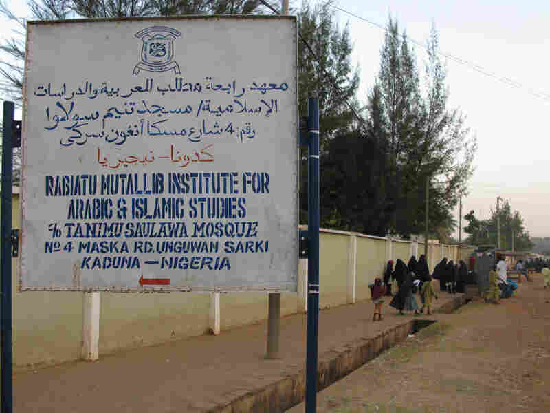 Rabiatu Mutallab Institute For Arabic And Islamic Studies
