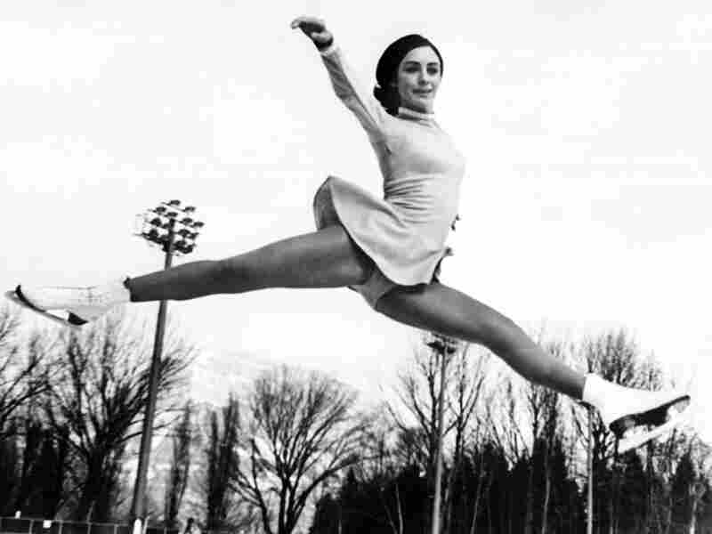 Peggy Fleming set a new standard for grace and beauty in skating.