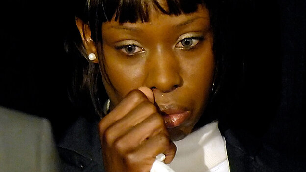 Crystal Mangum, a former stripper who became infamous in 2006 after she accused white Duke Universit