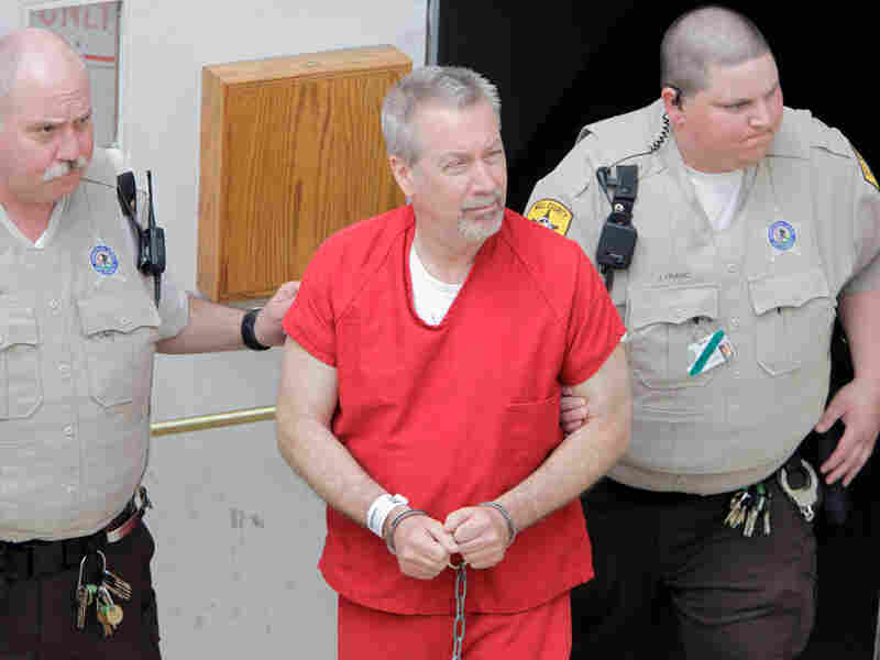 A controversial hearsay law revolves around Drew Peterson who is accused of murdering his wife.