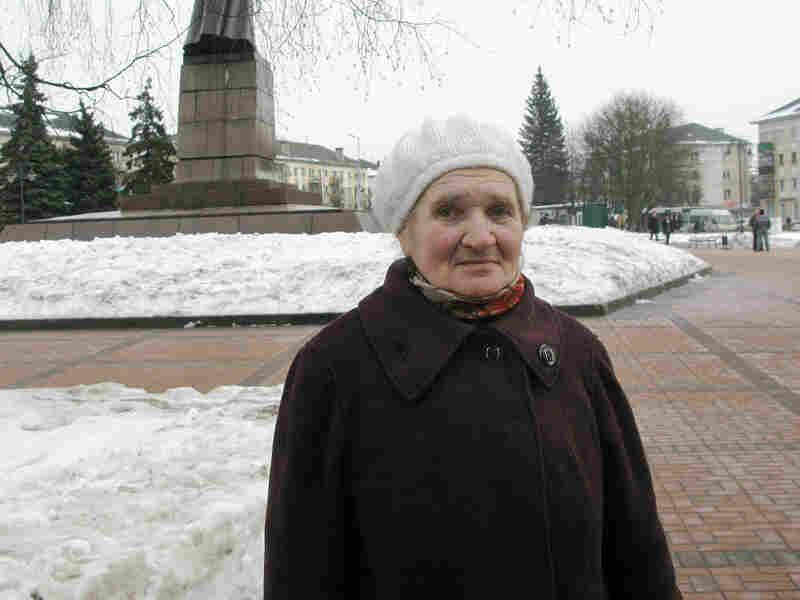 Leokadya Maximova