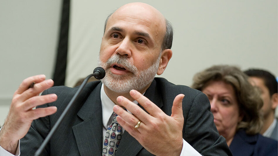 Federal Reserve Chairman Ben Bernanke is scheduled to speak Friday at a conference in Wyoming. Investors are looking for clues that the Fed will do more to stimulate the economy.