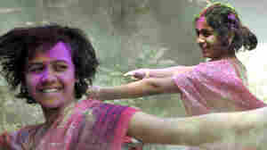 Bright Tastes And Colors Of India's Spring: Holi
