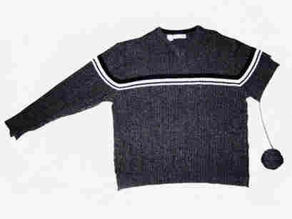The original sweater