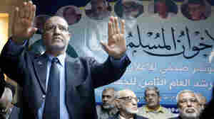 Essam el-Erian, a top official with Egypt's Muslim Brotherhood