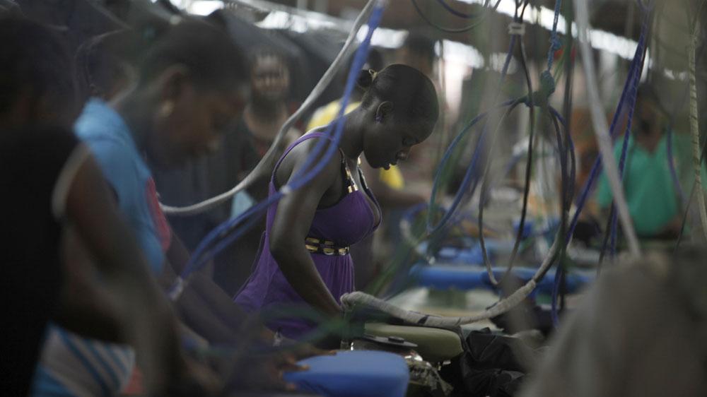 haiti earthquake may stir business boom npr Electrical Receptacle Types