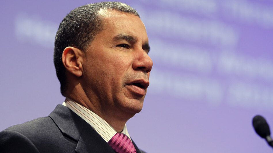 New York Gov. David Paterson took office in 2008 after Eliot Spitzer stepped down in disgrace amid a sex scandal.  Just last weekend, Paterson announced that he would fight to win a full term in office — despite persistent polls showing that most New Yorkers want a change.