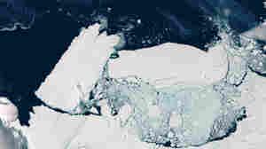 Iceberg collision